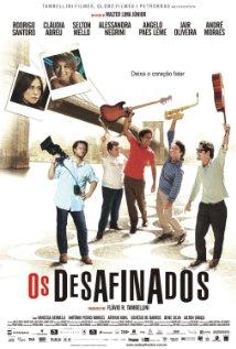 Os Desafinados (2008) cover