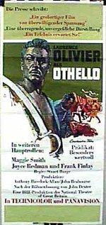 Othello (1965) cover