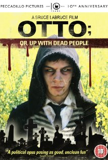 Otto; or, Up with Dead People (2008) cover