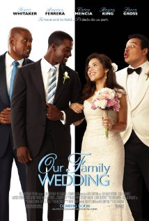 Our Family Wedding (2010) cover