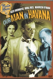 Our Man in Havana (1959) cover