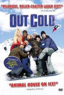 Out Cold 2001 poster