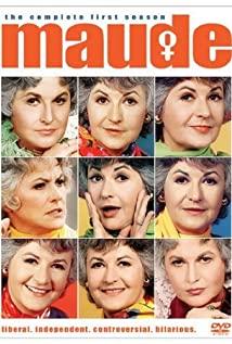 Maude 1972 poster