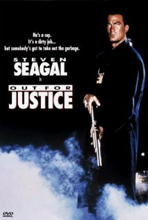 Out for Justice 1991 poster