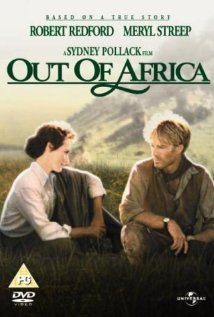 Out of Africa (1985) cover