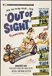 Out of Sight 1966 poster