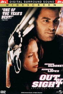 Out of Sight (1998) cover