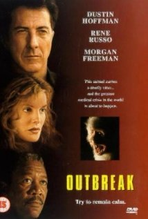 Outbreak (1995) cover