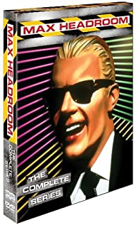 Max Headroom (1987) cover