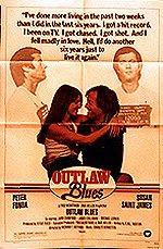 Outlaw Blues 1977 poster
