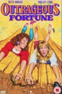 Outrageous Fortune (1987) cover