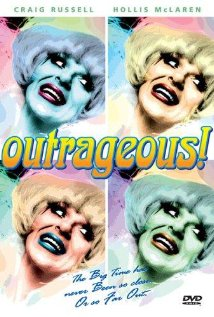 Outrageous! (1977) cover