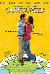 Outsourced 2006 poster