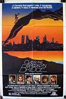 Over the Brooklyn Bridge 1984 poster