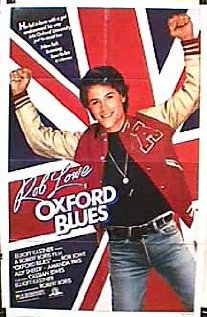 Oxford Blues (1984) cover