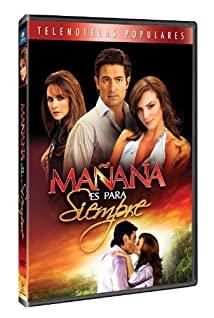 Mañana es para siempre (2008) cover