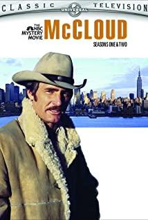 McCloud 1970 poster