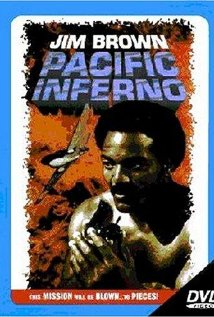 Pacific Inferno 1979 poster