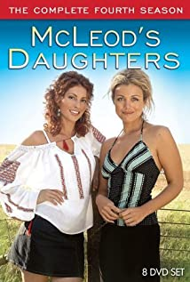 McLeod's Daughters (2001) cover
