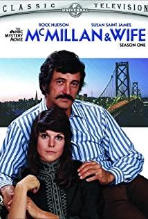 McMillan & Wife (1971) cover