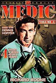 Medic 1954 poster