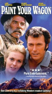 Paint Your Wagon (1969) cover