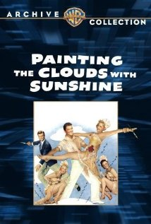 Painting the Clouds with Sunshine (1951) cover