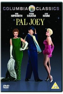 Pal Joey (1957) cover