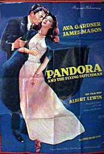 Pandora and the Flying Dutchman (1951) cover