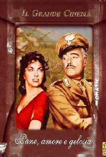 Pane, amore e gelosia (1954) cover