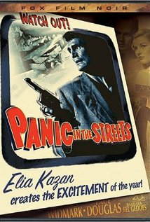 Panic in the Streets (1950) cover