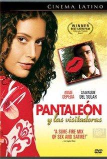 Pantaleón y las visitadoras (2000) cover