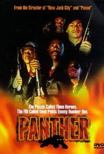 Panther 1995 poster