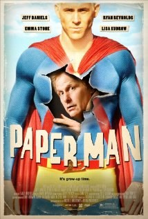 Paper Man 2009 poster