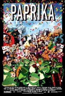 Papurika (2006) cover
