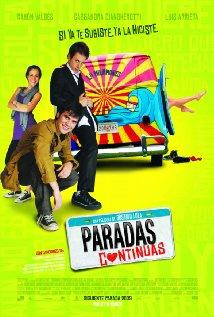 Paradas continuas (2009) cover