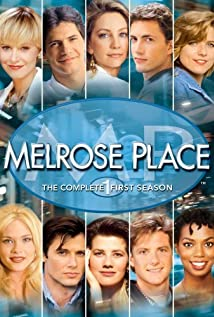 Melrose Place 1992 poster