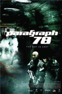 Paragraf 78 (2007) cover