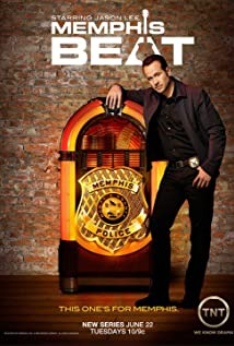 Memphis Beat 2010 poster