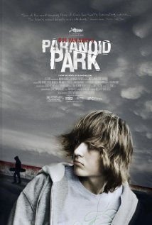 Paranoid Park (2007) cover