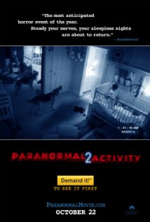 Paranormal Activity 2 (2010) cover