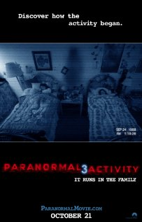 Paranormal Activity 3 (2011) cover