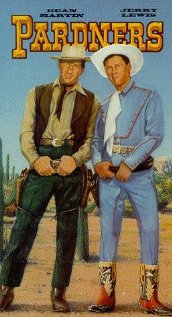 Pardners (1956) cover