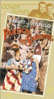 Pardon My Sarong (1942) cover