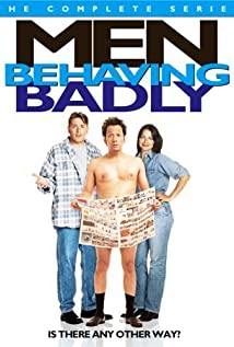 Men Behaving Badly 1996 poster