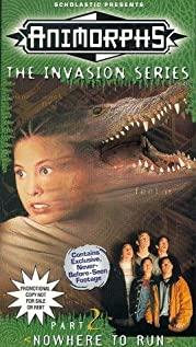 Animorphs (1998) cover