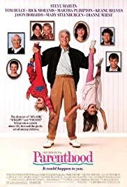 Parenthood (1989) cover
