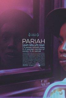 Pariah (2011) cover