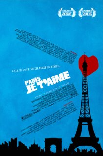 Paris, je t'aime (2006) cover