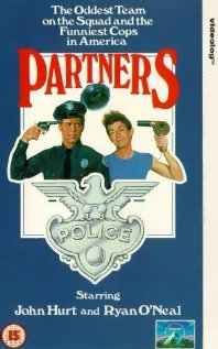 Partners (1982) cover